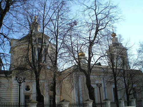 Храм Николы в Кузнецах