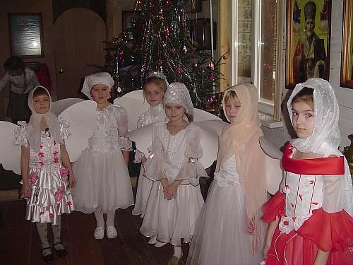Рождественские Ангелочки (2007)