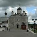 Серпухов: Высоцкий, Владычный монастыри,село Колюпаново.