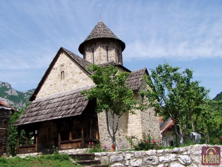 Фотогалерея Монастыри Сербии