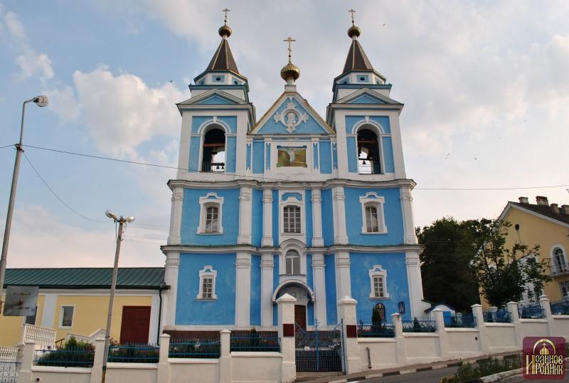 Фотогалерея Храмы Беларуси