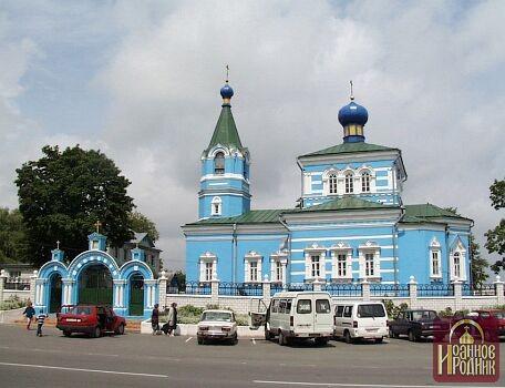 Фотогалерея Иоанно - Кормянский женский монастырь